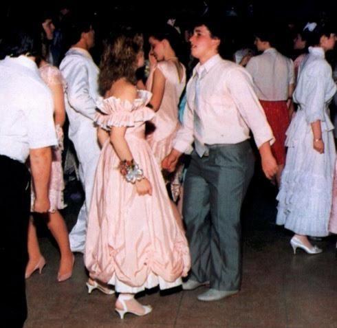 North Babylon High School students hit the dance