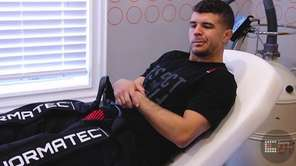 Wantagh's Al Iaquinta, a UFC lightweight fighter, enhanced