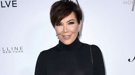 Kris Jenner -- mother of Kylie and Kendall