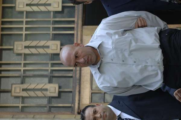 LIRR engineer Ronald Cabrera was arrested on charges