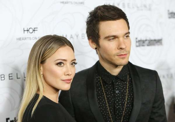 Celebrity-watchers believe Hilary Duff and Matthew Koma dated