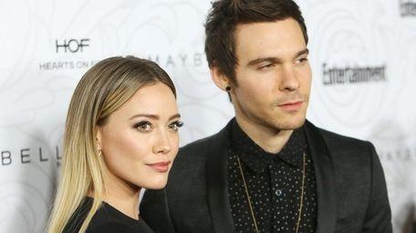 Celebrity-watchers believe Hilary Duff and Matthew Koma dated