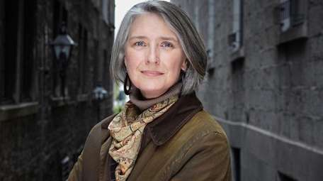 Louise Penny, author of