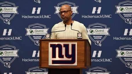 New York Giants General Manager Jerry Reese answers