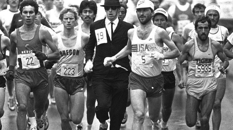 Fleming won the New York City Marathon in