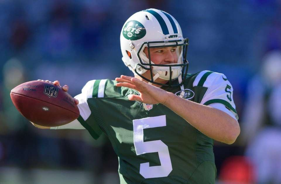 2016: CHRISTIAN HACKENBERG Draft: 2nd round, No. 51