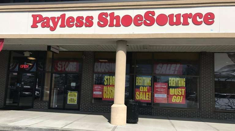The Payless ShoeSource chain, which has stores on