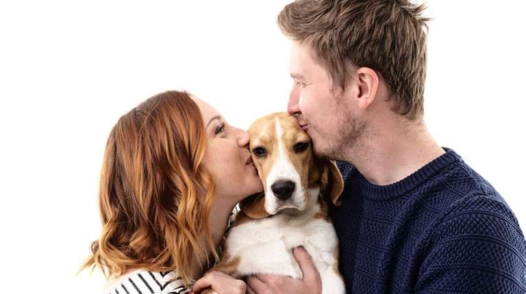 Dog kisses can mean a mouthful of germs.