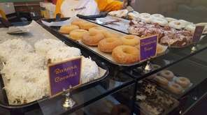 Foughnuts, a new bakery on Bond Street, opened