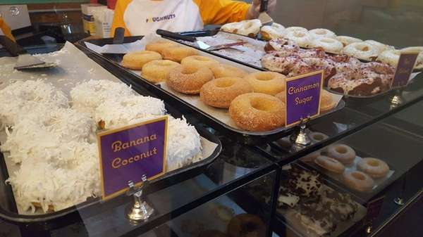 Foughnuts, a new bakery on Bond Street in
