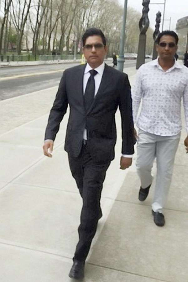 Edul Ahmad, the mortgage fraudster who was the