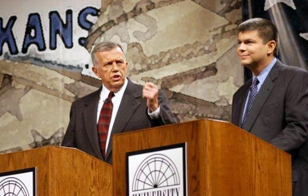 Former Arkansas Rep. Jay Dicke