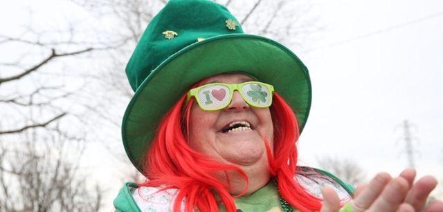 Hampton Bays celebrated the annual Irish tradition with