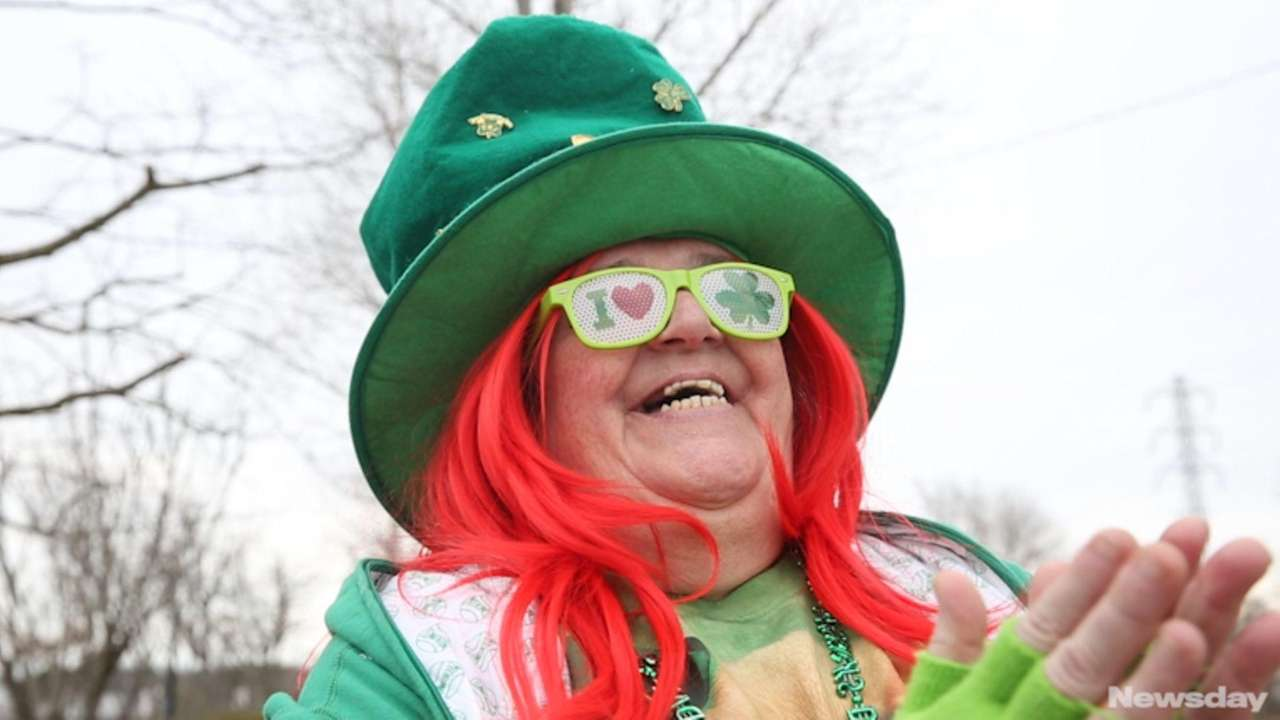 Hampton Bays celebrated the annual Irish tradition with