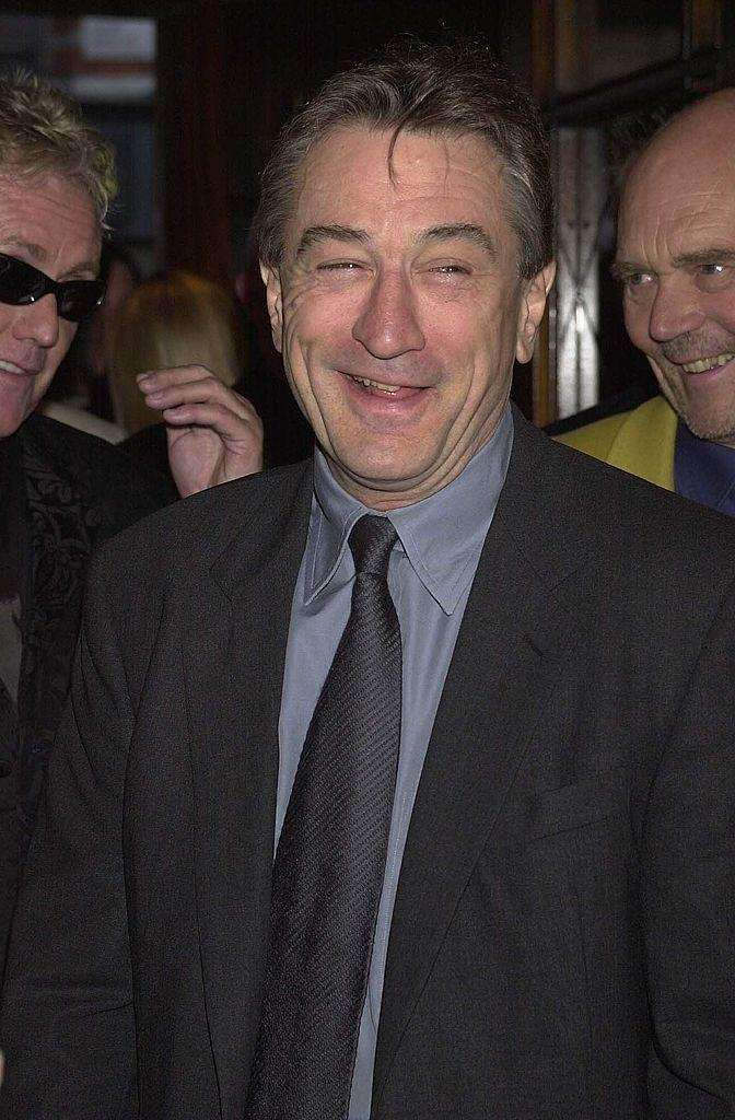 Actor Robert De Niro attends the opening night