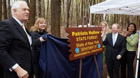 A 17-acre tract has been added to the