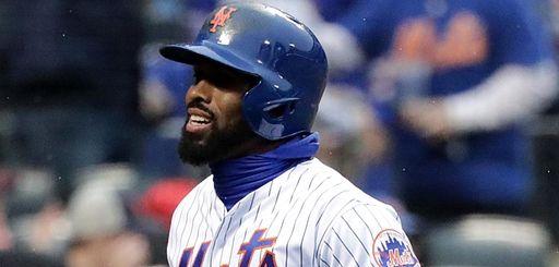 New York Mets third baseman Jose Reyes (7)