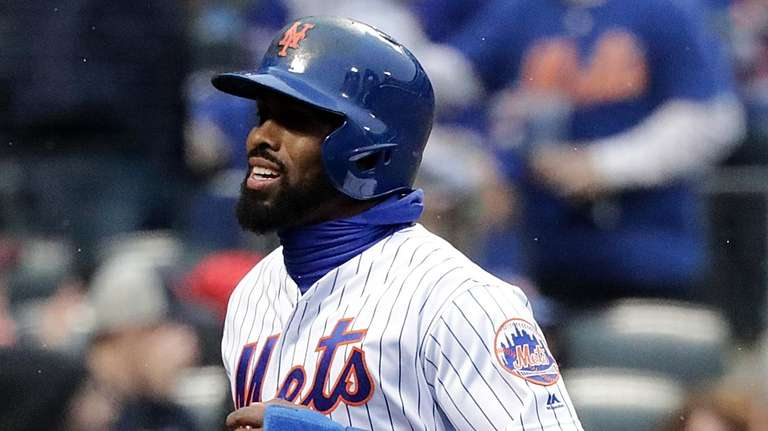 New York Mets third baseman Jose Reyes (7)
