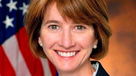Kristina M. Johnson, when she was undersecretary of