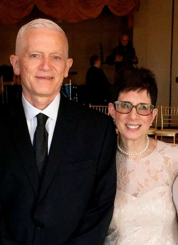 John and Phyllis Whimple of Miller Place celebrated