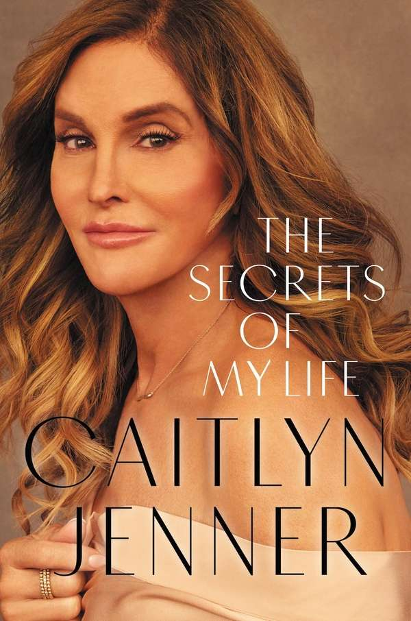 Entertainment books caitlyn jenner memoir secrets life broaches suicidal thoughts past relationship