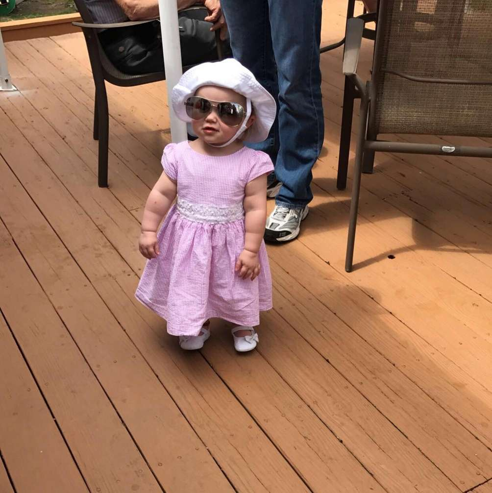 What do you think of my sunglasses?