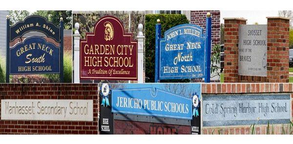 Seven Long Island public high schools that ranked