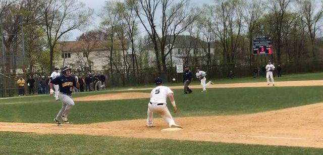 Oceanside defeated Massapequa, 9-7, in Nassau AA-I baseball