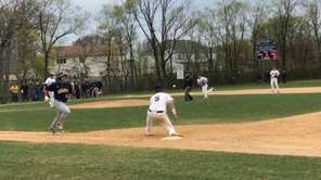 Oceanside defeated Massapequa, 9-7, in Nassau AA-I baseball