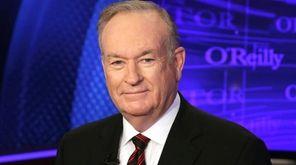 Bill O'Reilly, former host of the Fox News