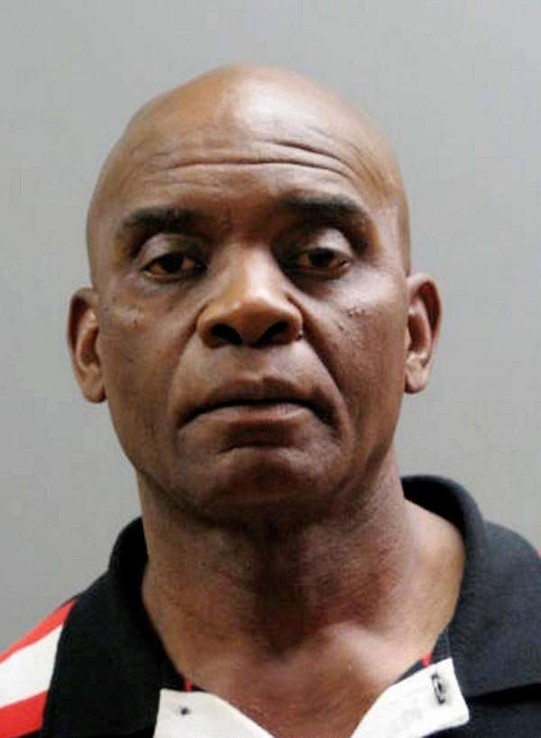 Mario Gedeon, 64, of Brooklyn, was arrested Monday,