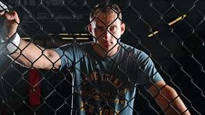 MMA fighter Eric Ott at Long Island MMA