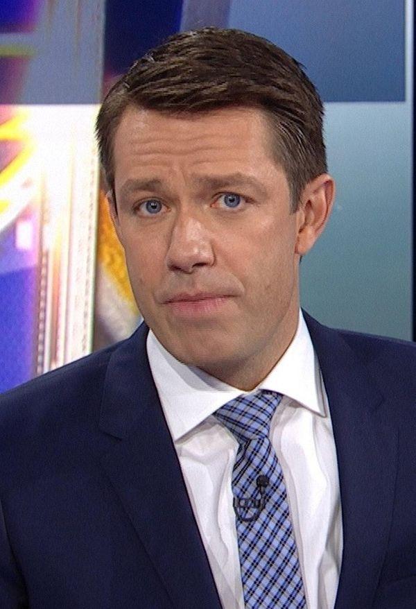 NBC Sports hockey analyst Brian Boucher