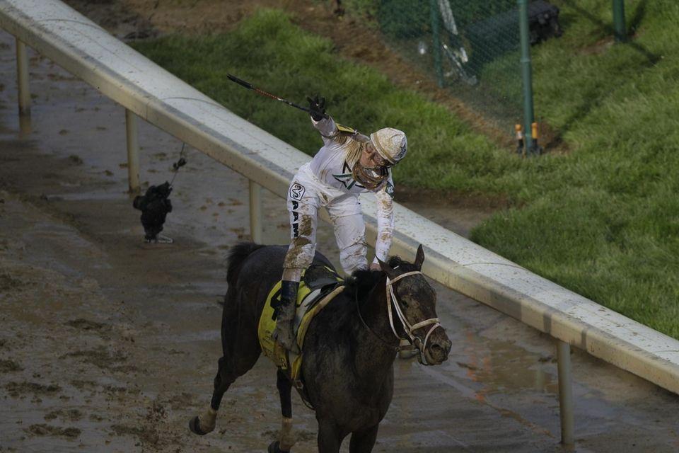Kentucky Derby wins: 3 Horses ridden: Street Sense