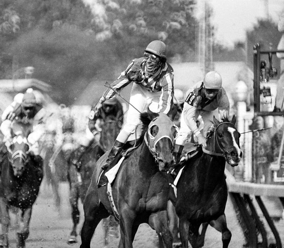 Kentucky Derby winners: 3 Horses ridden: Cannonade (1974),