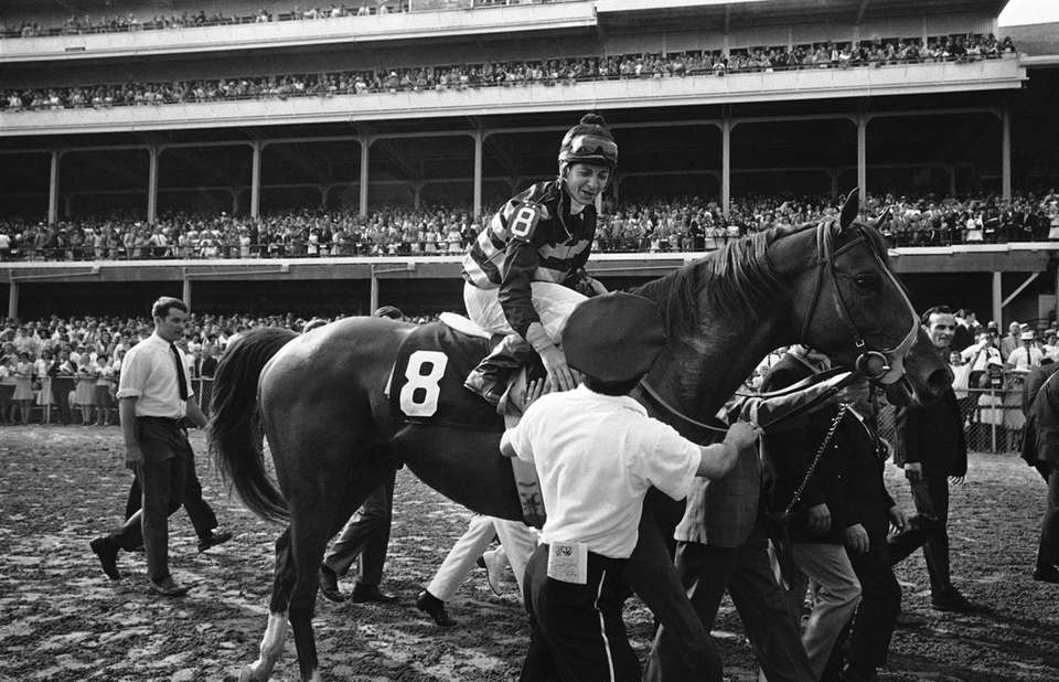 Kentucky Derby wins: 5 Horses ridden: Iron Leige