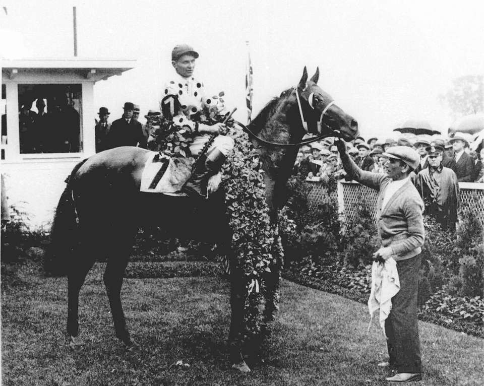 Kentucky Derby wins: 5 Horses ridden: Zev (1923),