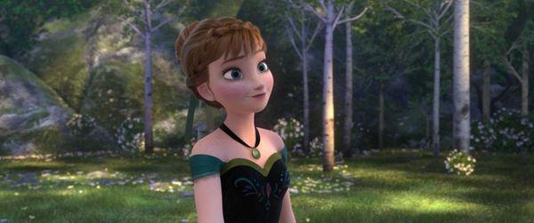 Kristen Bell, who voiced Anna in