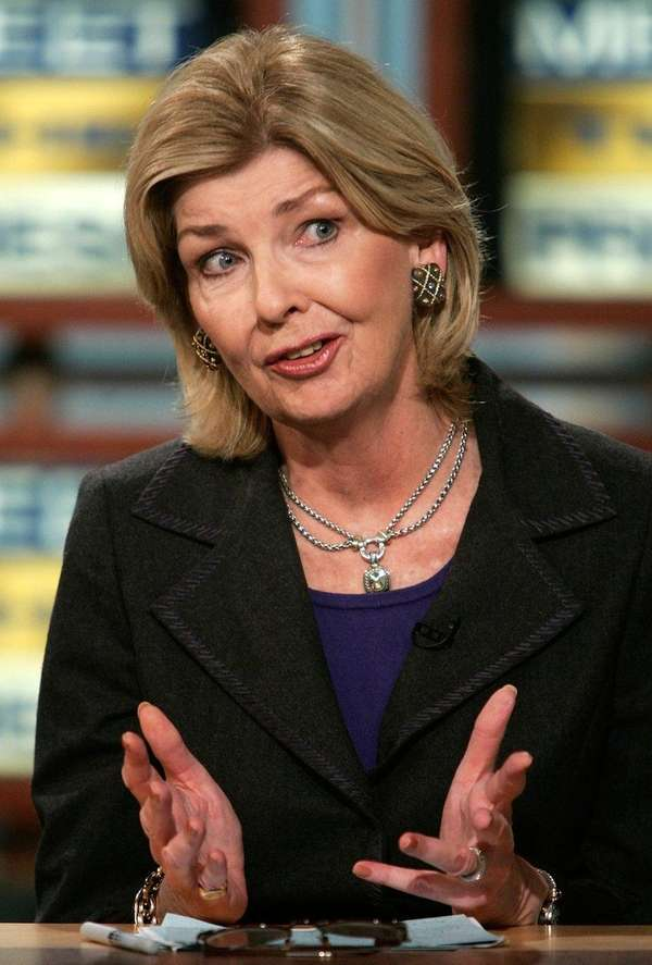 Kate O'Beirne in 2006