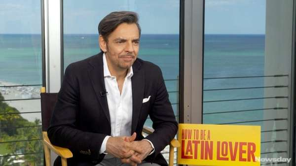 Eugenio Dervez, who stars as Maximo in the