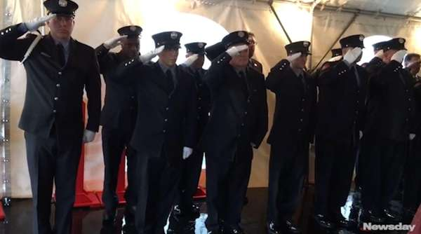 Wake To Be Held For FDNY Firefighter William Tolley