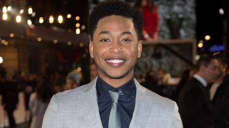 Jacob Latimore takes his star turn in the