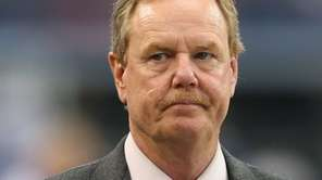 Television reporter Ed Werder is seen at AT&T