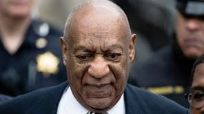 Bill Cosby says he is blind.