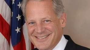Steve Israel of Oyster Bay has been appointed