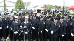 FDNY Capt. Rich Blasi, of Ladder Company 135