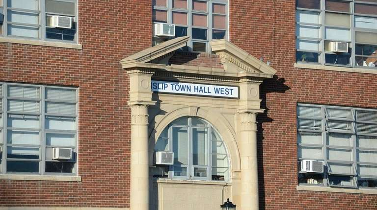 Islip Town Hall West at 401 Main St.