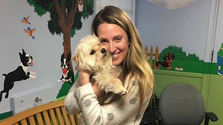 Dominique Garstin reunites with Yogi Bob on Monday,