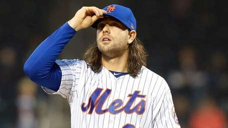 Robert Gsellman #65 of the New York Mets