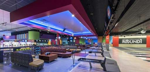 Japanese-owned Round 1 Bowling & Amusement will open